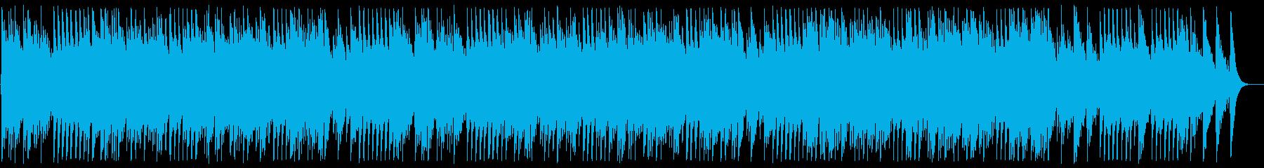 牧人ひつじを オルゴールの再生済みの波形