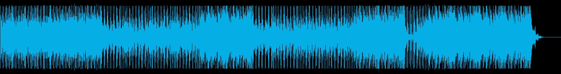 PowerBassHip-HopBeatの再生済みの波形