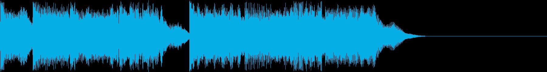 AI メカ/ロボ/マシン動作音 31の再生済みの波形
