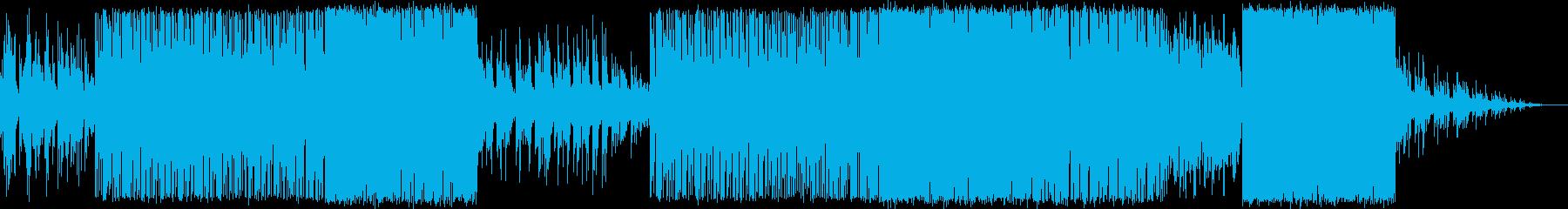 切ない旋律が特徴の颯爽としたピアノポップの再生済みの波形