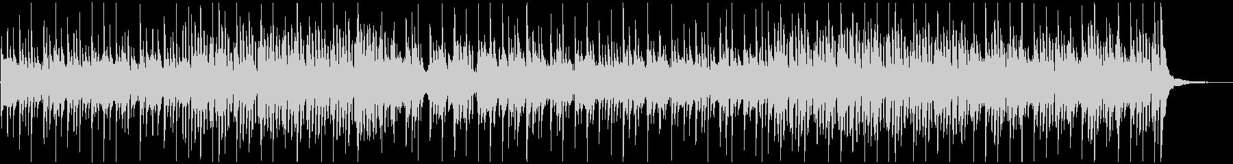 プロフィールビデオに最適なアコギ曲の未再生の波形