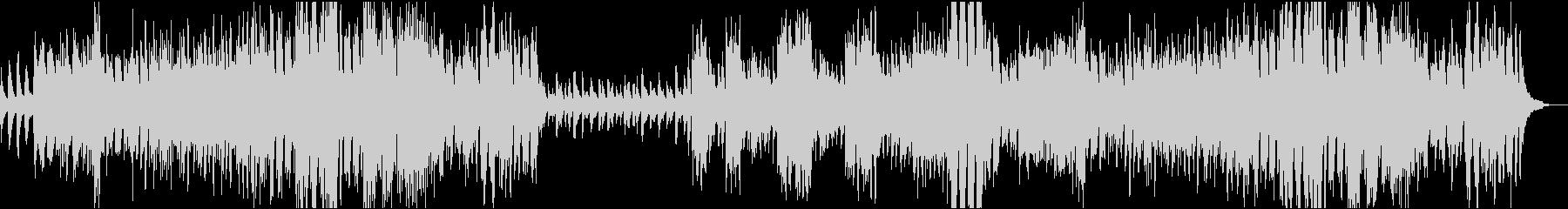チャイコフスキー四季より9月狩りの歌の未再生の波形