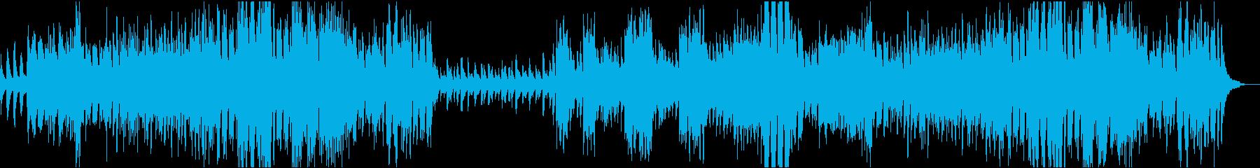 チャイコフスキー四季より9月狩りの歌の再生済みの波形