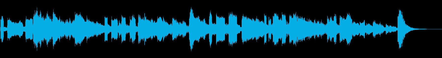 心からのギターソロ、わずかなラテン...の再生済みの波形