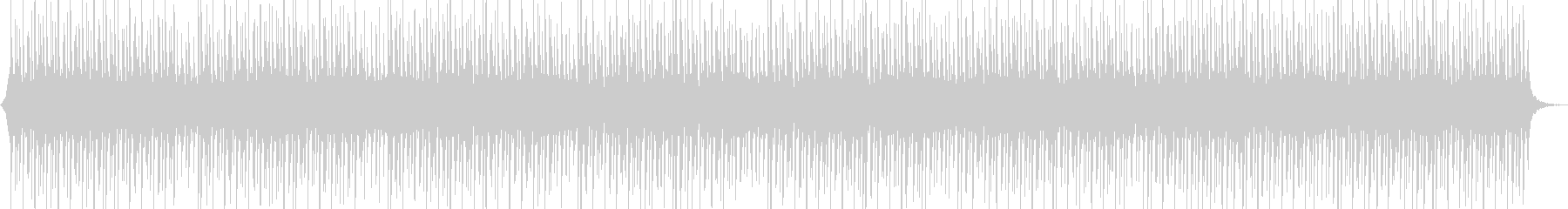 ニュース読みのBGM/テクノ/テクノ系の未再生の波形