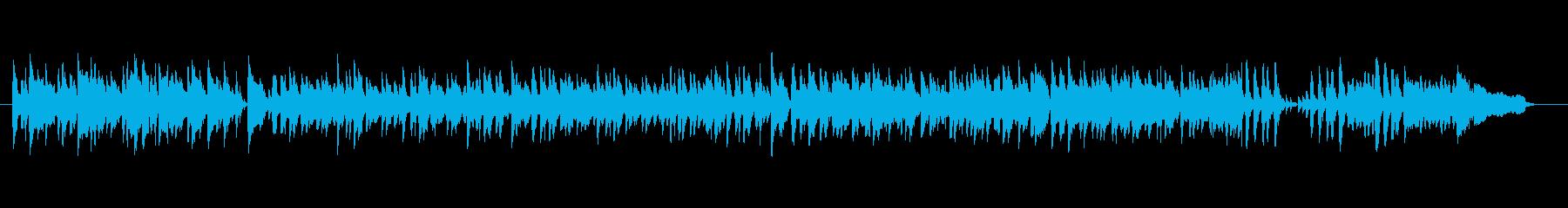 「ジングルベル」~ボサノバ風~爽やかにの再生済みの波形