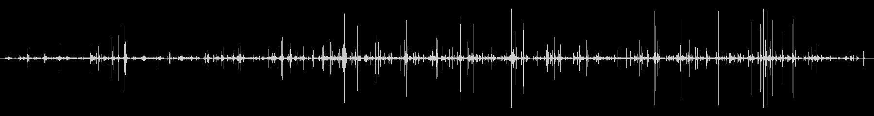 紙 ラッピングハンドルロング01の未再生の波形