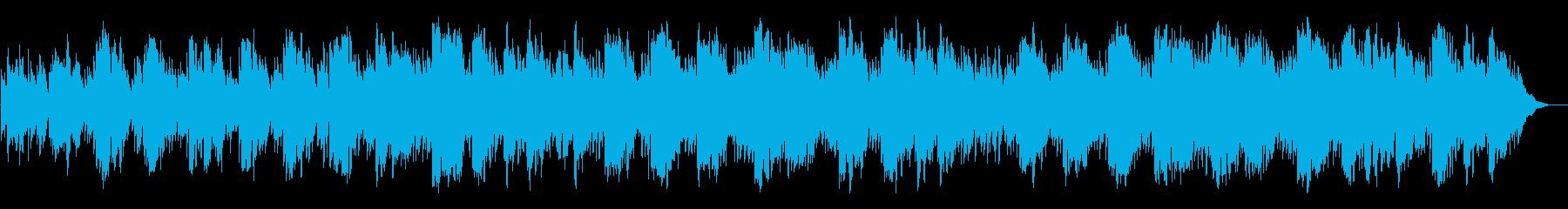 フォーク、女性、ボーカル、まろやか...の再生済みの波形