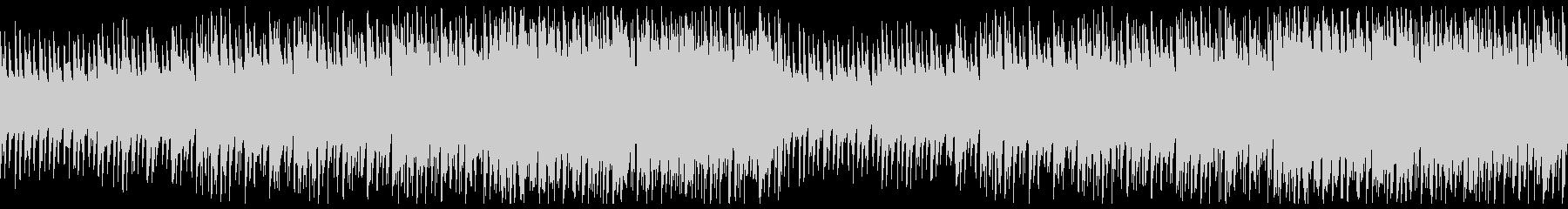 【ドラム抜き】おしゃれなEDMの未再生の波形