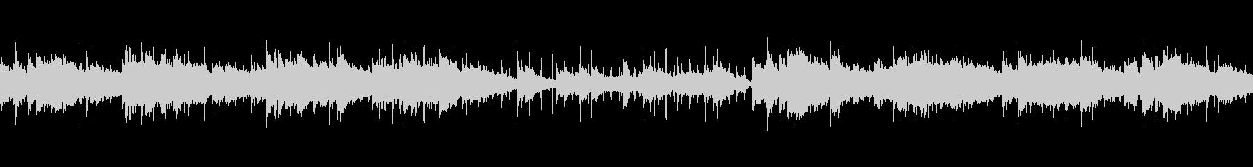 動画 エレキギター シンセサイザー...の未再生の波形