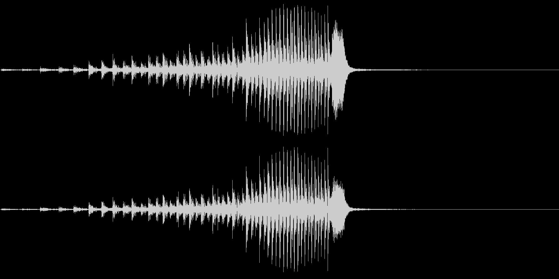 シンバル、カートゥーンコメディパー...の未再生の波形