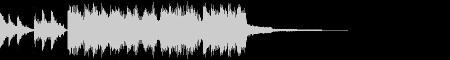 ストレートスルーの未再生の波形