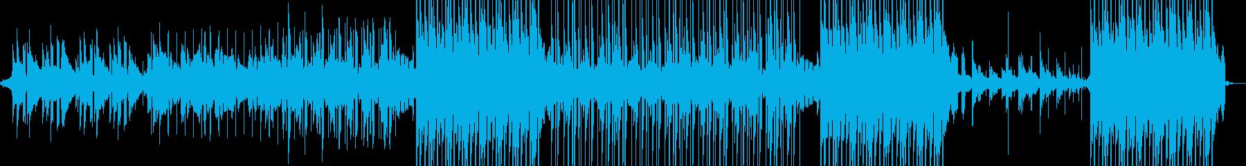 R&B ほのぼの 幸せ ゆっくり ...の再生済みの波形