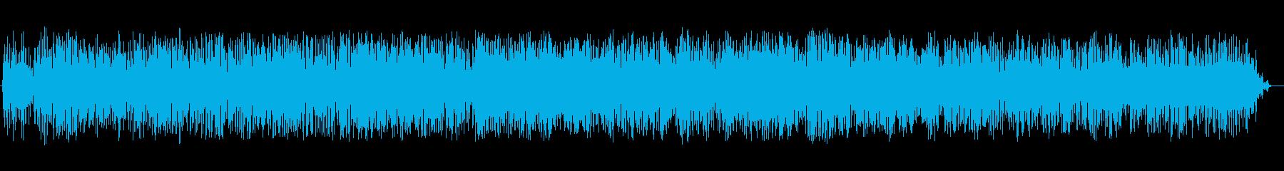 ディープフライフライ、フードフードの再生済みの波形