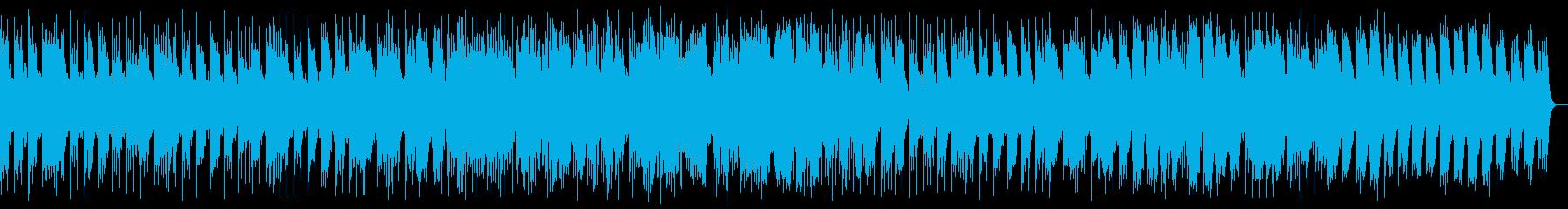 壮大でメロディアスなピアノ曲_効果音なしの再生済みの波形