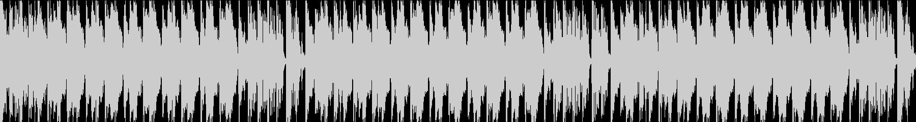 Dubstepを使用したファンキー...の未再生の波形