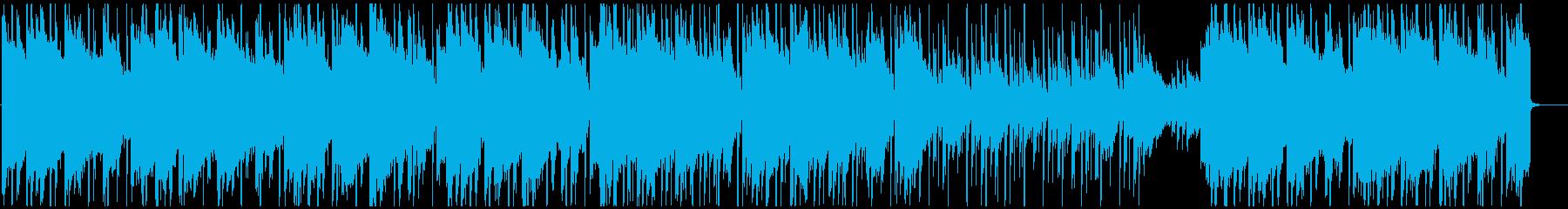 チルアウト 切ないR&B HIPHOPの再生済みの波形