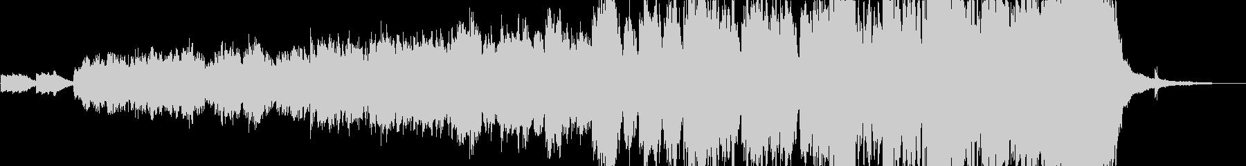手回しオルガン3拍子 メリーゴーランドの未再生の波形