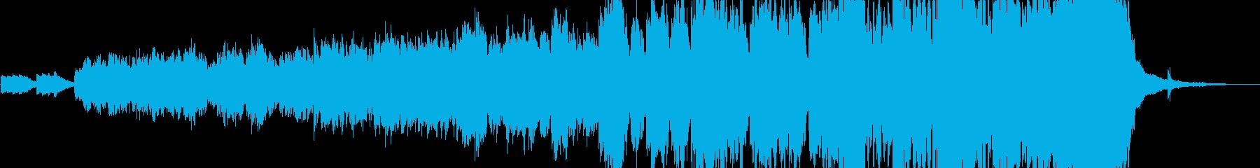 手回しオルガン3拍子 メリーゴーランドの再生済みの波形