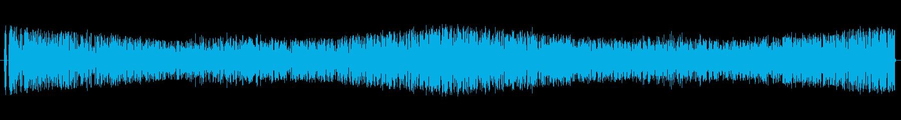嵐/竜巻の効果音に最適です!ループ可能2の再生済みの波形