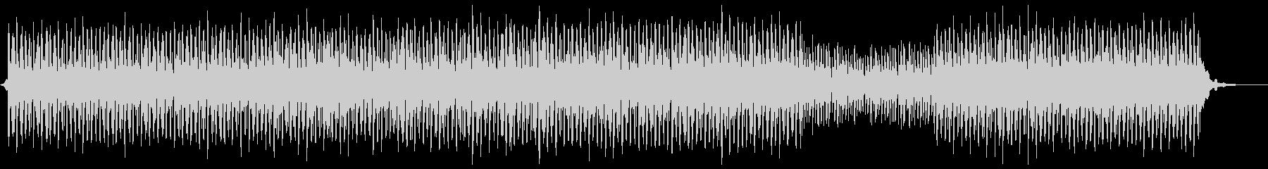 クールでアーバンな雰囲気のBGMの未再生の波形