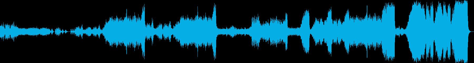 花のワルツ - チャイコフスキーの再生済みの波形