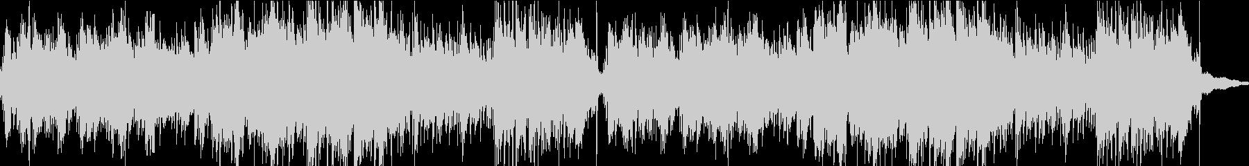 ピアノソロ。ベルバラードロマンティック。の未再生の波形