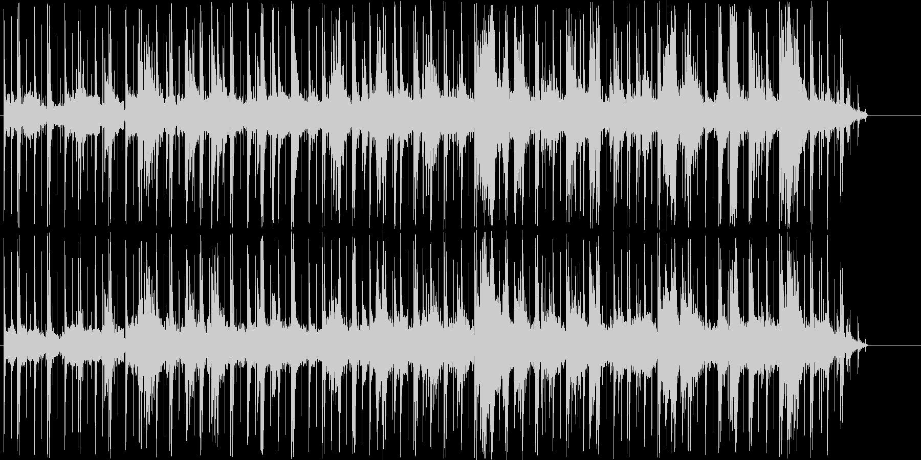 ピアノの音が静かに踊リます♪ヒーリング系の未再生の波形