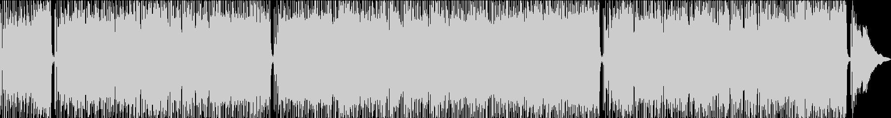 テナーサックス、アルトサックス、ト...の未再生の波形