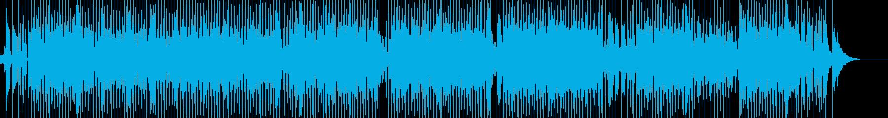楽しく気分が弾むカントリー Dの再生済みの波形