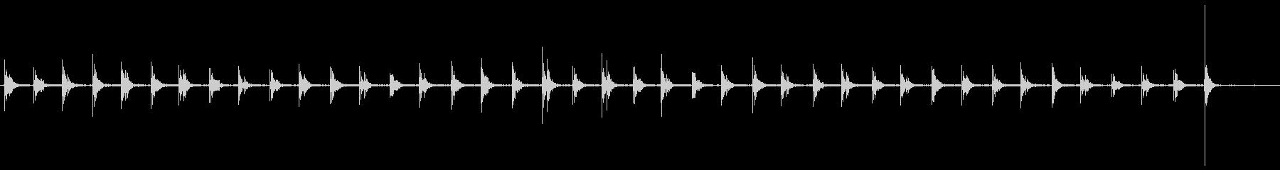 マーブルフロア:ソフトハイキングブ...の未再生の波形