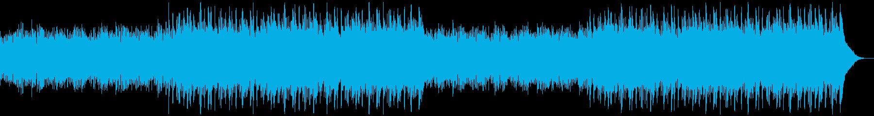 企業VPや映像30、壮大、オーケストラaの再生済みの波形