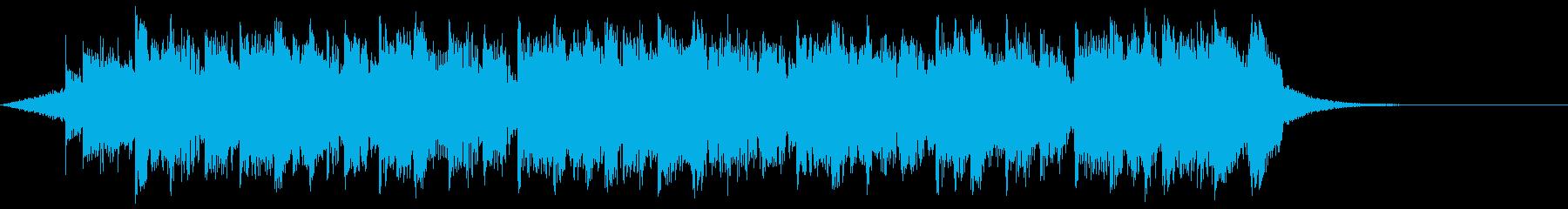 インチのゲームの再生済みの波形