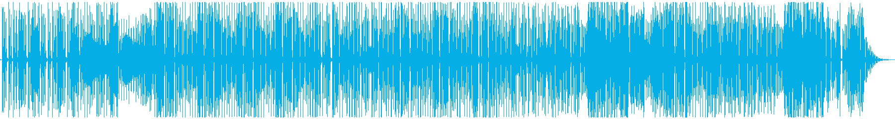 90's レゲエ riddimです。の再生済みの波形