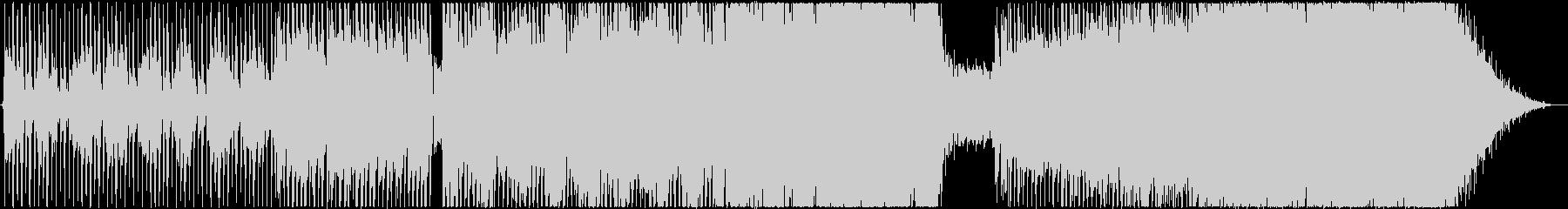 行列の未再生の波形