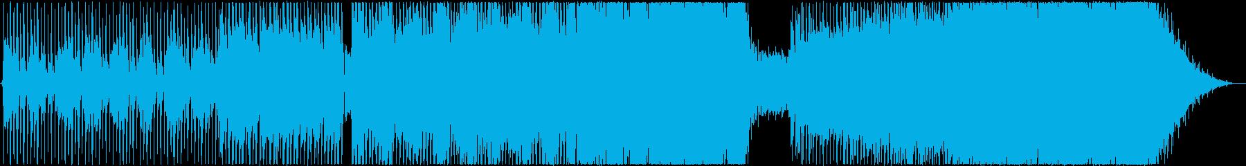 行列の再生済みの波形
