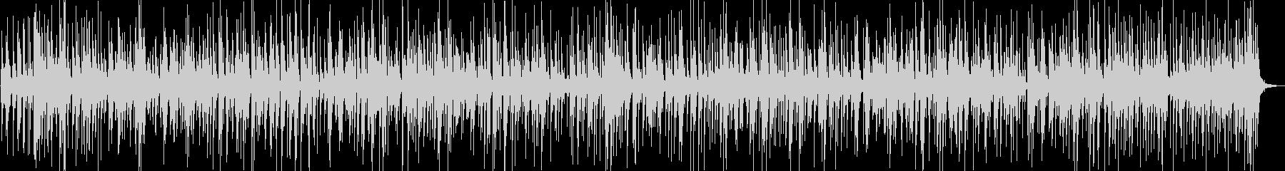 ピアノジャズバラード・切なさ・落ち着きの未再生の波形