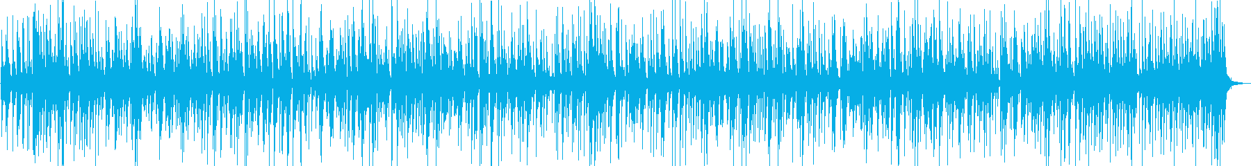 ピアノジャズバラード・切なさ・落ち着きの再生済みの波形