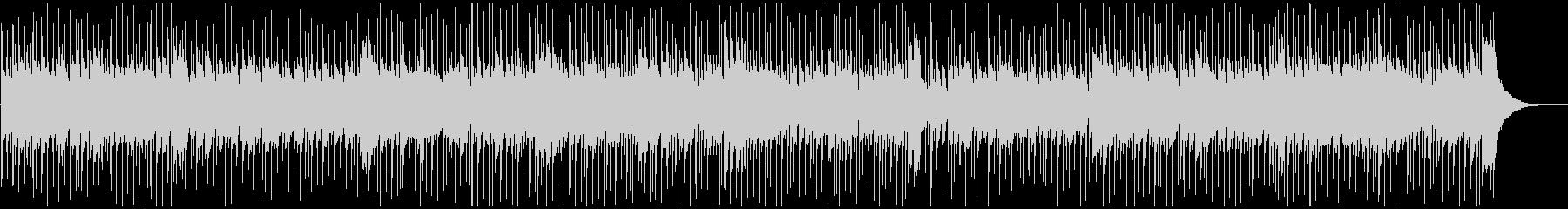 ほのぼのカントリーバラードの未再生の波形
