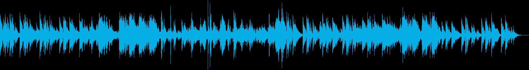 アコギのアンサンブルが美しいの再生済みの波形