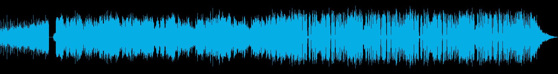 eスポーツ大会EDM メロ無し 60秒の再生済みの波形