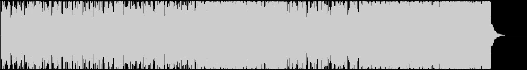 ノリノシ紳士のジャジーなインストの未再生の波形