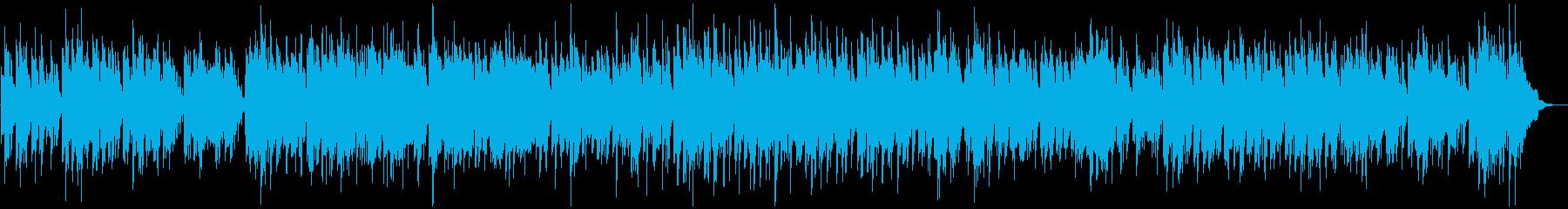 日常・おうちカフェ のんびりハーモニカの再生済みの波形