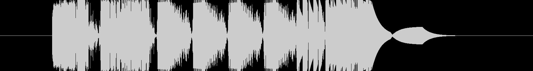 CRAZYDRUMSバージョン8の未再生の波形