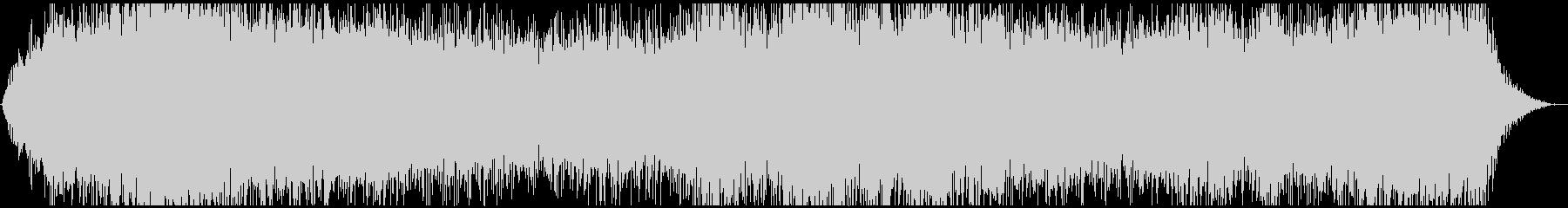 ドローン バブリング02の未再生の波形