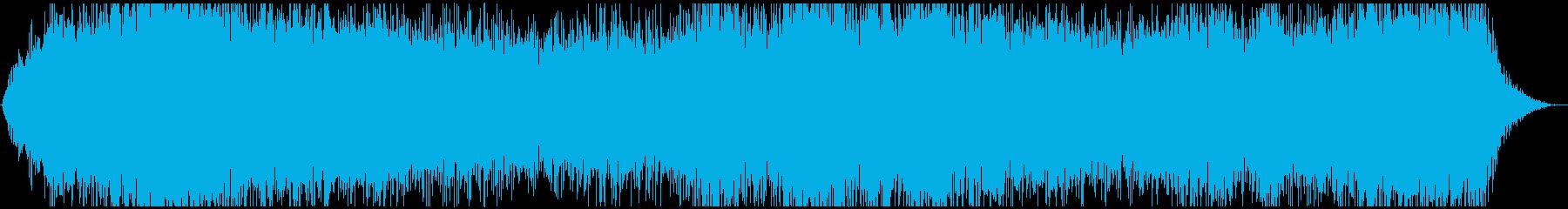 ドローン バブリング02の再生済みの波形