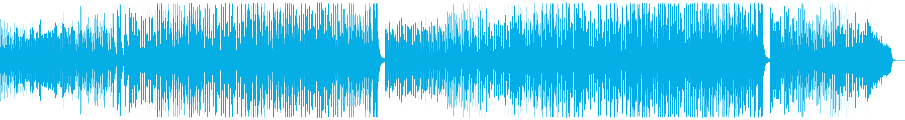 ポップピアノレクリエーション:フル1回の再生済みの波形