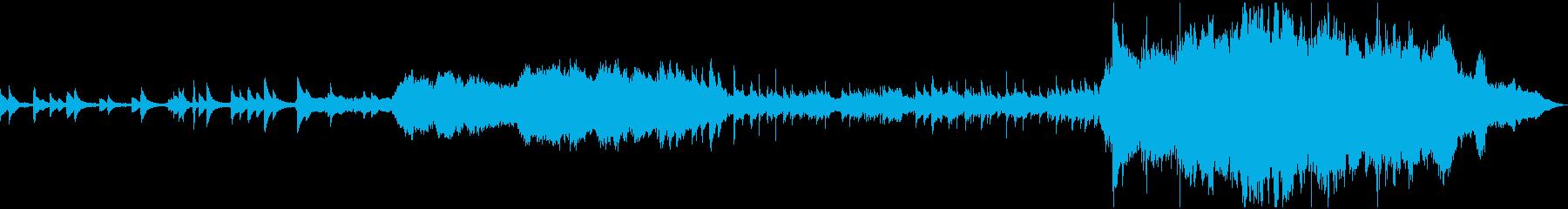 現代的 交響曲 広い 壮大 ほのぼ...の再生済みの波形