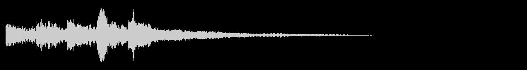 KANT シンセアイキャッチ011095の未再生の波形