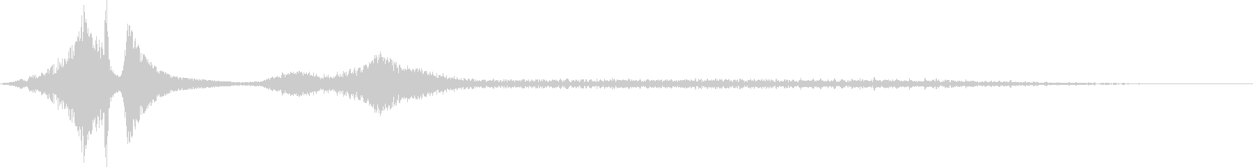 【映画】 SF Whoosh 08の未再生の波形